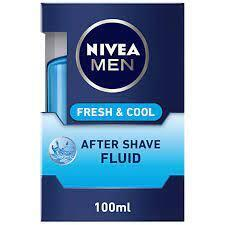 NIVEA MEN VODA PO HOLENÍ FLUID FRESH & COOL 100 ML