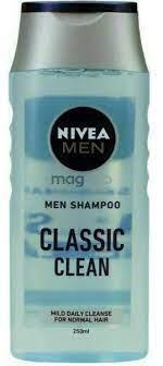 NIVEA MEN ŠAMPON CLASSIC CLEAN 250 ML
