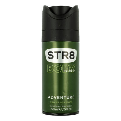 STR8 PÁNSKÝ DEODORANT SPRAY ADVENTURE 150 ML