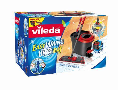 VILEDA EASY WRING ULTRAMAX MOP SET 140827