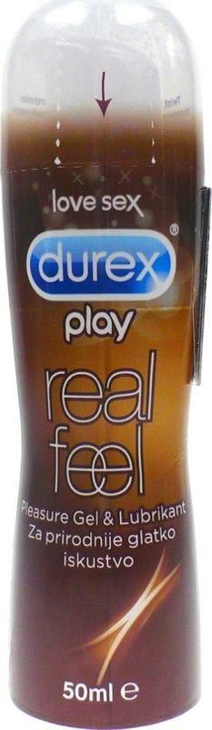DUREX PLAY REAL FEEL 50 ML