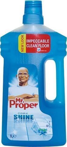 Mr. PROPER CLEAN&SHINE OCEAN 1 L