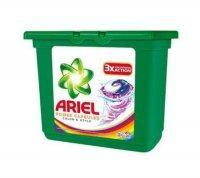 ARIEL ACTIVE GEL COLOR 23 KS