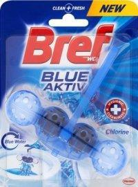 BREF BLUE AKTIV WC BLOK CHLORINE 50 G
