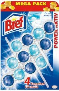 BREF POWER AKTIV WC BLOK OCEAN 3X50 G