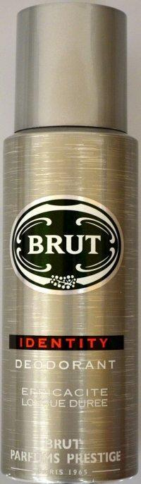BRUT DEO SPRAY IDENTITY 200 ML