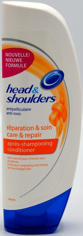 HEAD&SHOULDERS CONDITIONER COLOR 250 ML