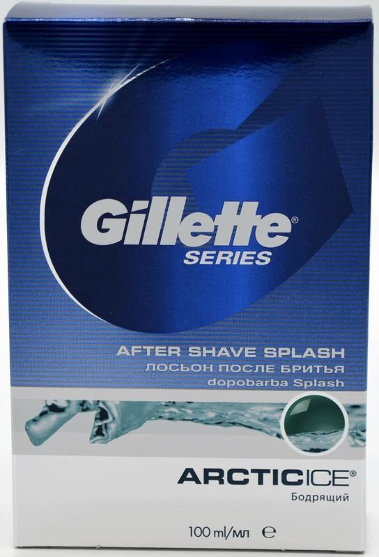 GILLETTE SERIES VODA PO HOLENÍ ARTIC ICE 100 ML