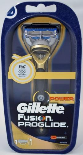 GILLETTE FUSION PROGLIDE POWER STROJEK+1 HLAVICE