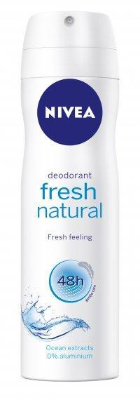 NIVEA ANTIPERSPIRANT SPRAY FRESH NATURALS 150 ML