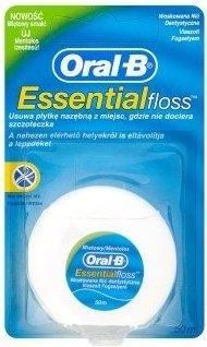 ORAL B ESSENTIAL FLOSS MINT 50 M